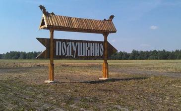 Подушкино