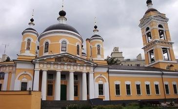 Свято-Троицкий собор города Подольска.