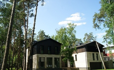 Готовые дома на Ильинке