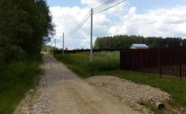 Новорижская деревенька