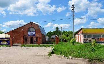 Пахомово