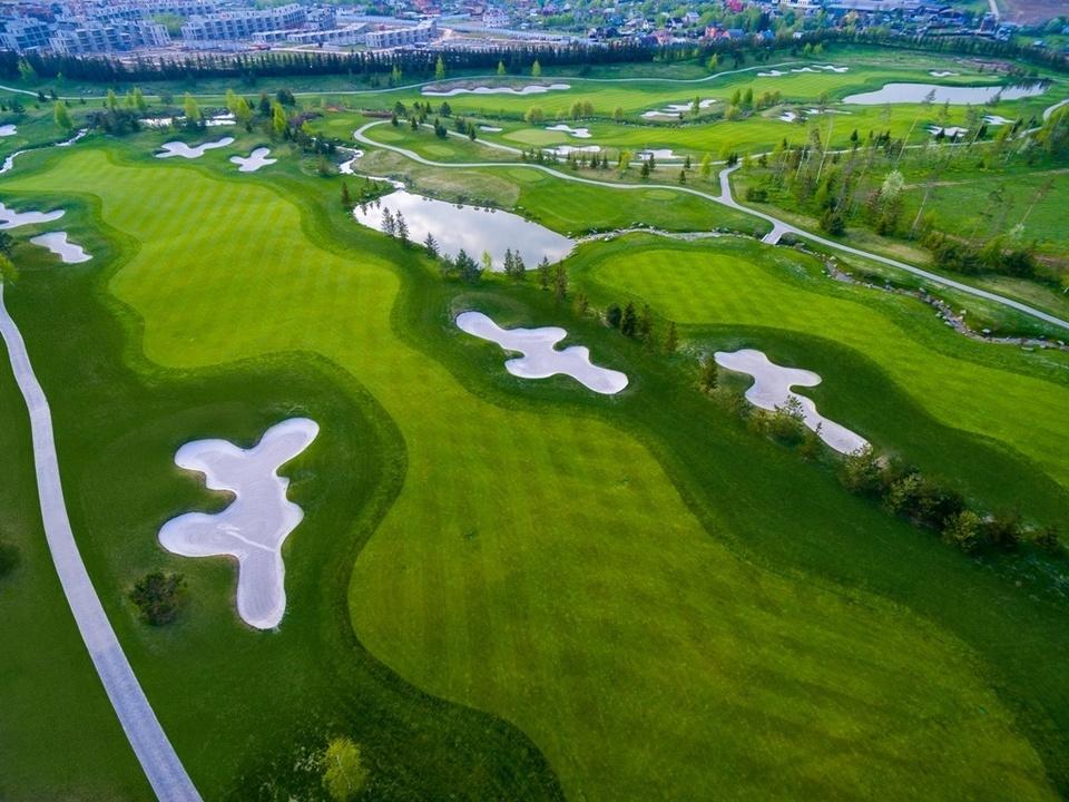 москва агаларов гольф клуб