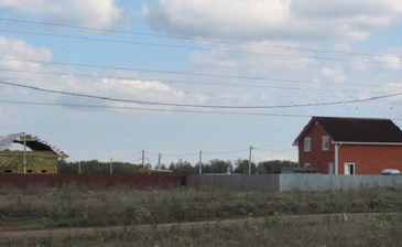 Деревня Матчино