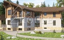 Комбинированный дом 073
