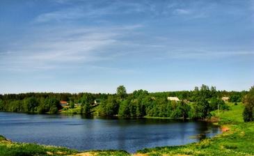 Озерецкое Land